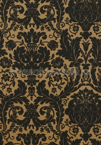 Обои  839-T-7627 Damask Resource vol.3 (Thibaut)