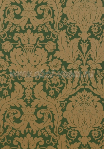 Обои  839-T-7628 Damask Resource vol.3 (Thibaut)
