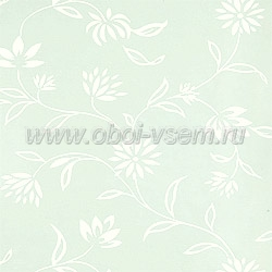 Обои  839-T-1129 Waterlily (Thibaut)
