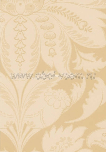 Обои  LW124140 Damasks & Toiles vol. II (Lewis & Wood)