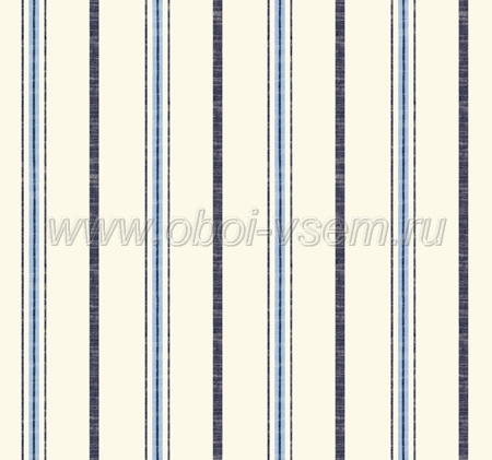 Обои  cs80102 Nantucket Stripes (Pelican Prints)