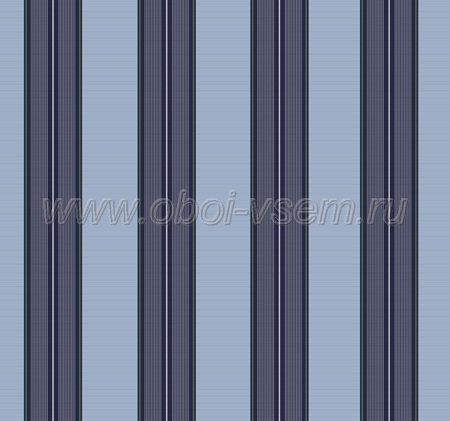 Обои  cs80302 Nantucket Stripes (Pelican Prints)