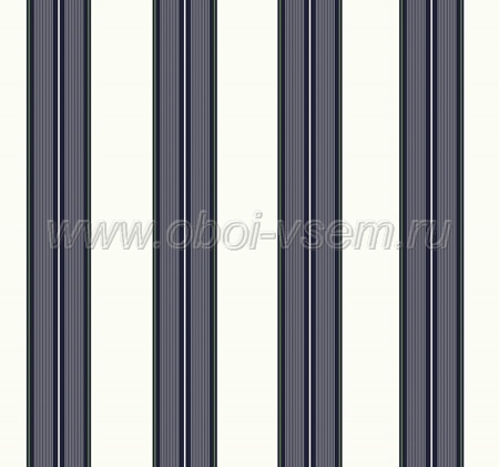Обои  cs80304 Nantucket Stripes (Pelican Prints)