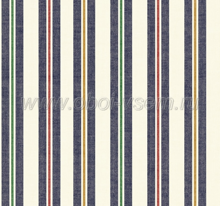 Обои  cs80404 Nantucket Stripes (Pelican Prints)