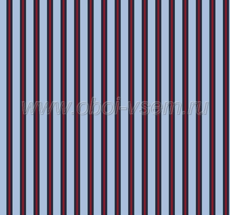 Обои  cs80512 Nantucket Stripes (Pelican Prints)