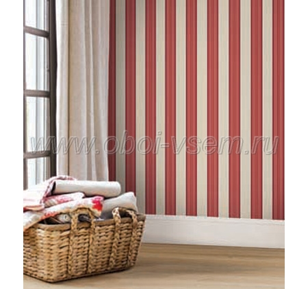 Обои  cs80301 Nantucket Stripes (Pelican Prints)