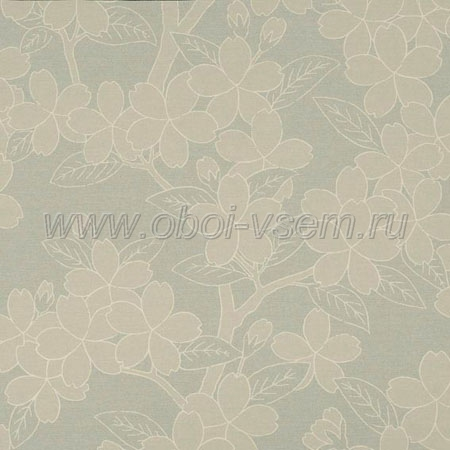 Обои  0275CAGRISE Oriental Papers (Little Greene)