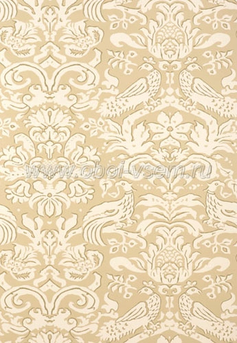 Обои  5003611 Palazzo Damasks (F. Schumacher & Co)