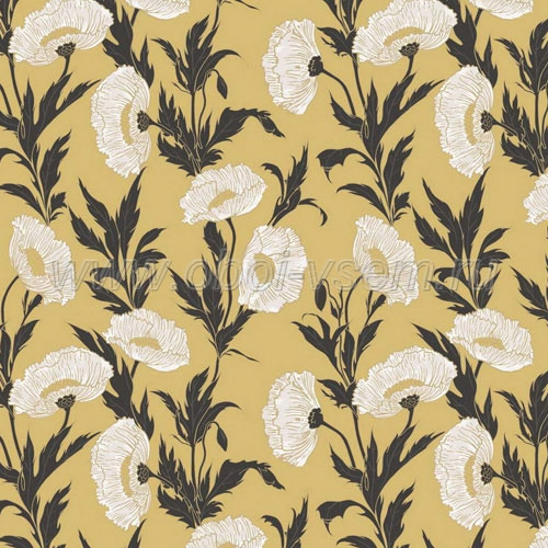 Обои  81/1003 A Collection of Flowers (Cole & Son)