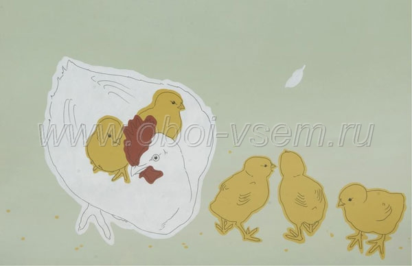 Обои  Chick's Own 20th Century (Fromental)