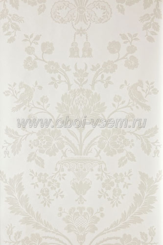 Обои  BP903 St. Antoine Damask (Farrow & Ball)