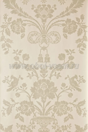 Обои  BP904 St. Antoine Damask (Farrow & Ball)