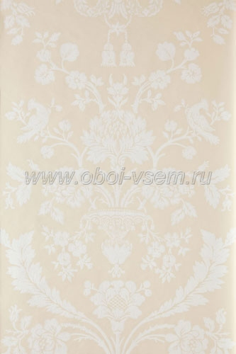 Обои  BP905 St. Antoine Damask (Farrow & Ball)