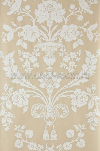 Обои  BP907 St. Antoine Damask (Farrow & Ball)