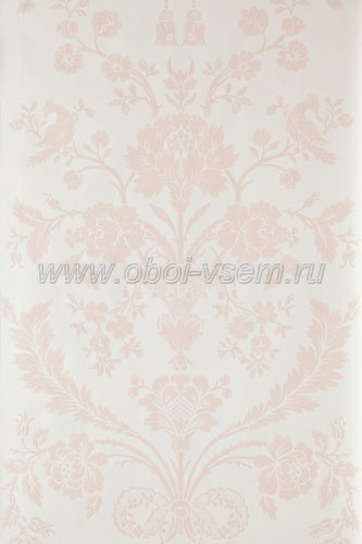 Обои  BP912 St. Antoine Damask (Farrow & Ball)
