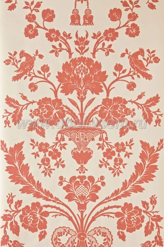 Обои  BP913 St. Antoine Damask (Farrow & Ball)