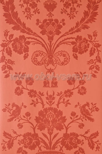 Обои  BP917 St. Antoine Damask (Farrow & Ball)