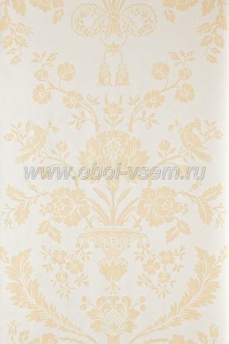 Обои  BP923 St. Antoine Damask (Farrow & Ball)