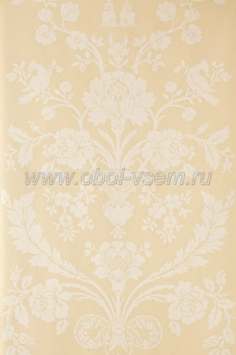 Обои  BP924 St. Antoine Damask (Farrow & Ball)