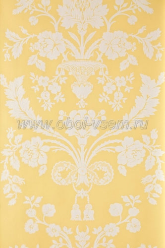 Обои  BP926 St. Antoine Damask (Farrow & Ball)