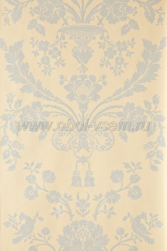 Обои  BP927 St. Antoine Damask (Farrow & Ball)