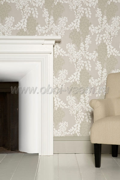 Обои  BP2202 Wisteria (Farrow & Ball)