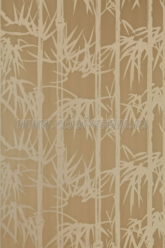 Обои  BP2115 Bamboo Papers (Farrow & Ball)