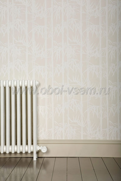 Обои  BP2107 Bamboo Papers (Farrow & Ball)