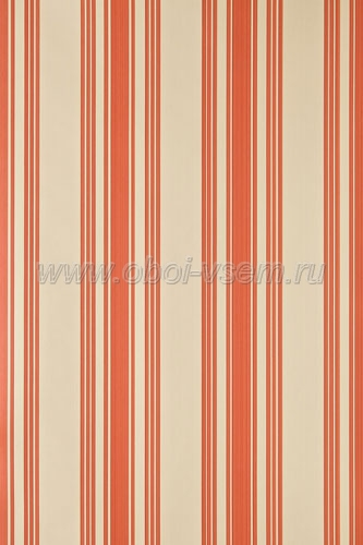 Обои  ST1351 Tented Stripes (Farrow & Ball)