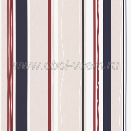 Обои  2867 Sails & Stripes (Decor Maison)
