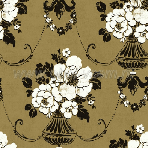 Обои  ff90600 Fresh Floral (Fresco Wallcoverings)