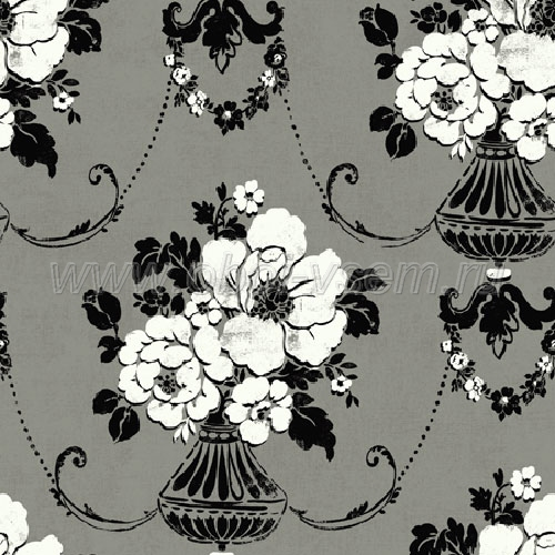 Обои  ff90606 Fresh Floral (Fresco Wallcoverings)