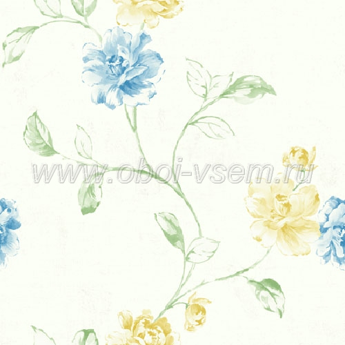 Обои  ff90902 Fresh Floral (Fresco Wallcoverings)