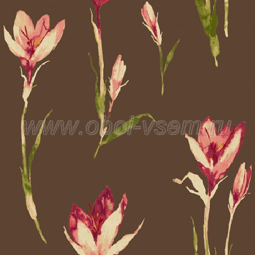 Обои  ff91407 Fresh Floral (Fresco Wallcoverings)