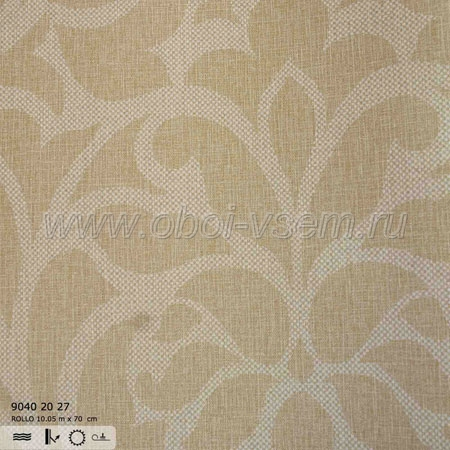 Обои  9040 20 27 Influence (Texdecor)