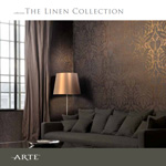 Arte обои Linen Collection